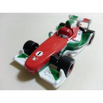 Disney Cars Francesco Bernoulli Original Mattel Loose