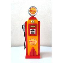 Miniatura Bomba De Gasolina Shell Escala 1:13