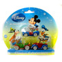 Kit Diecast Disney - 3 Carros Mickey, Pateta E Donald