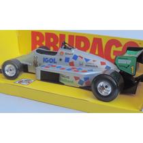 Miniatura Carro Formula 1 Antigo Coleção Bburago Raridade
