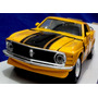 1:24 - 1970 Ford Mustang Boss 302