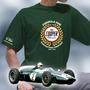 Camiseta Cooper - Formula 1 Anos 50