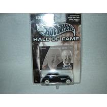 Hot Wheeels Legends Hall Of Fame 1/64 Coleção De Adulto!