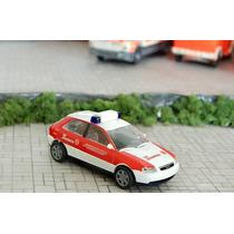 Audi A3 Bombeiroho 1/87 Rietze Vw
