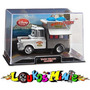 Disney Store Cars 2 Taco Truck Mater Cx. Acrílico Aprox. 9cm