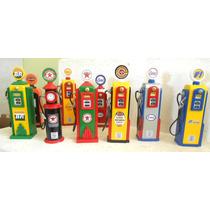 Miniaturas Bomba De Gasolina Escala 1:13 - Shell, Texaco,