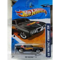 69 Pontiac Firebird T/a - Hot Wheels 2011 - 1:64
