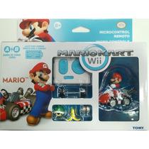 Mini Mario Kart C/ Controle Remoto - Yoshi, Donkey Ou Luigi