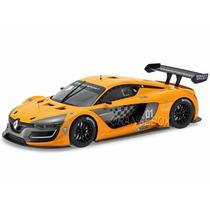 Renault Sport R.s. 01 2015 Norev 1:18 Amarelo 185135