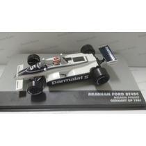 Lendas Brasileiras 06 Brabham Ford Bt49c Nelson Piquet Gp 81
