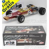 1/18 Quartzo Lotus 49 Graham Hill Bi Campeão F1 1968