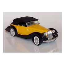 Delahaye 135m Cabriolet 1938 - Solido 1:43 (lv 143)
