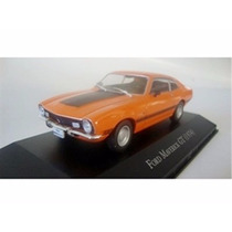 Miniatura De Carro Ford Maverick Gt 1974 Laranja 1:43 Ixo