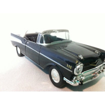 Miniatura 1957 Chevrolet Bel Air 1:36 Welly