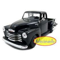 Maisto 1:25 Special Ed - 1950 Chevrolet 3100 Pickup - Preta