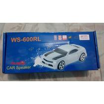 Caixa De Som Chevrolet Camaro Preto