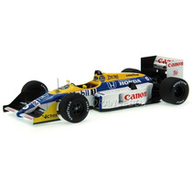 Formula 1 Williams Fw11b Piquet Campeão 1987 1:18 18s118