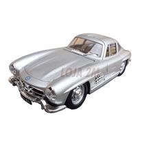 Miniatura Em Metal Carro Antigo Mercedes 300sl -frete Gratis