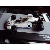 José Carlos Pace, Martini Brabham 1975 Miniatura F1 Ixo 1/43