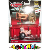Disney Cars Tractor Trator Lacrado Original Mattel 5,5 Cm.
