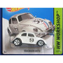 Volkswagen Beetle Fusca Herbie Love Bug Hot Wheels 2014