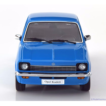 Chevette Opel Kadett C 1973 - 1977 Miniatura 1/18 Novo Cx
