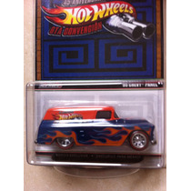 Hot Wheels 55 Chevy Panel 2013 Mexico Convention
