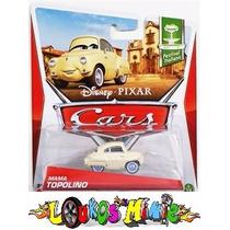Disney Cars 2 Mama Topolino Festival Italiano Lacrado Mattel
