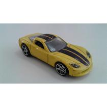 Hotwheels - C6 Corvette - Amarelo - Carros Raros 2003