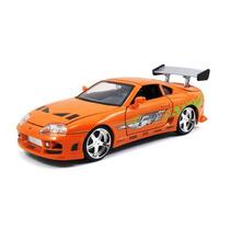 1/24 Toyota Supra Brian Fast & Furious Velozes Jada 97168