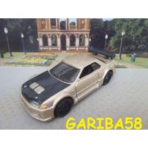 Hw 2009 Nissan Skyline Gt-r (r32) Mexida Gg Gariba58