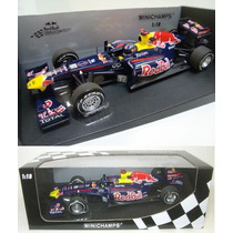 1:18 S. Vettel, Red Bull Racing Rb7, 2011 Japão Gp Champion