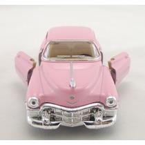 Miniatura Cadillac 1953 Coupe Escala 1:43 Rosa