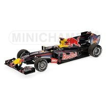 1/18 Minichamps Red Bull Rb6 Winner Gp Brasil 2010 Vettel