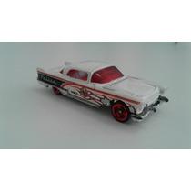 Hotwheels - 57 Cadillac Eldorado Broughan - Carros Raros