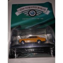 Carros Inesquecíveis Do Brasil Chevrolet Opala 2500 (1969)