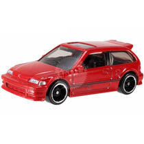 1990 Honda Civic Ef Hot Wheels City 2014 #30/250 Lacrado