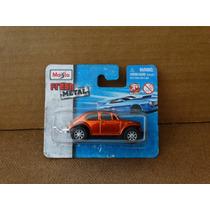 Volkswagen Fusca Baja Off Road - Maisto - 1:64