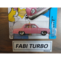 Hot Wheels The Simpsons Family Car 2015