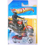 Hot Wheels Harley Davidson Fat Boy Moto Hw Premiere Red