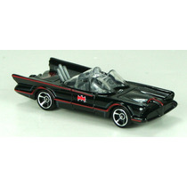 Batman Batmovel 1966 Hot Wheels 1:64