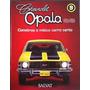 Coleção Chevrolet Opala Ss - Vol.9 (miniatura Para Montar)