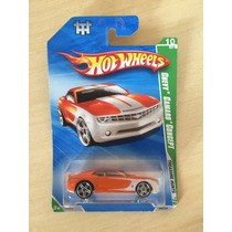 Hot Wheels Chevy Camaro Concept T Hunt Normal 2010