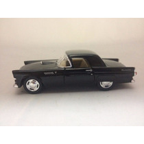 Miniatura Carro Carrinho Ford Thunderbird 1955 1/36 Antigo