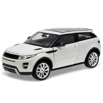Land Rover Range Rover Evoque 1:24 Welly 24021-branco