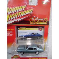 Johnny Lightning 2016 Classic Gold 1972 Ford Maverick