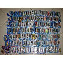 Lote Coleção 543 Hot Wheels Carros Raros