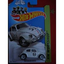 Herbie - Volkswagen Beetle - Hot Wheels 2014 - The Love Bug