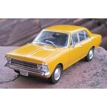 Opala 2500 1969 143 Caixa Acrilica E Fasciculo!!!