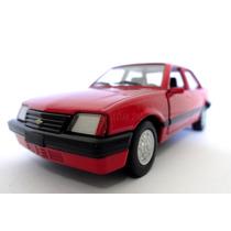 Carro Miniatura Clássicos Nacionais Monza 1984 Frete Gratis